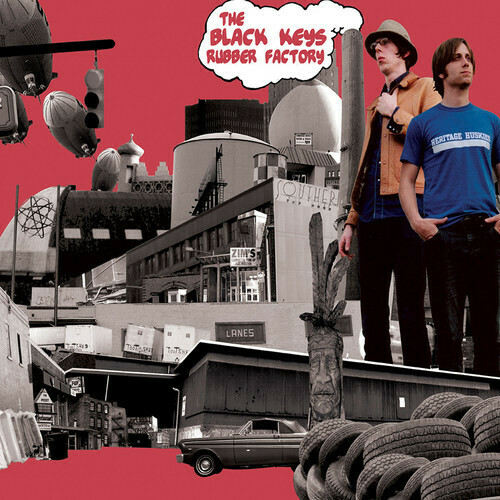 The Black Keys / Rubber Factory