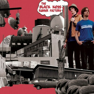 The Black Keys / Rubber Factory