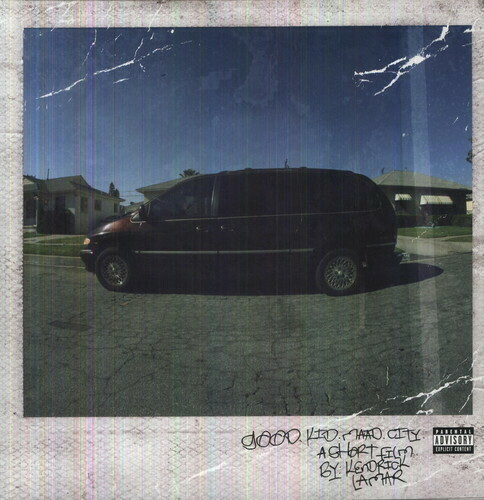 Kendrick Lamar / Good Kid, M.A.A.D. City