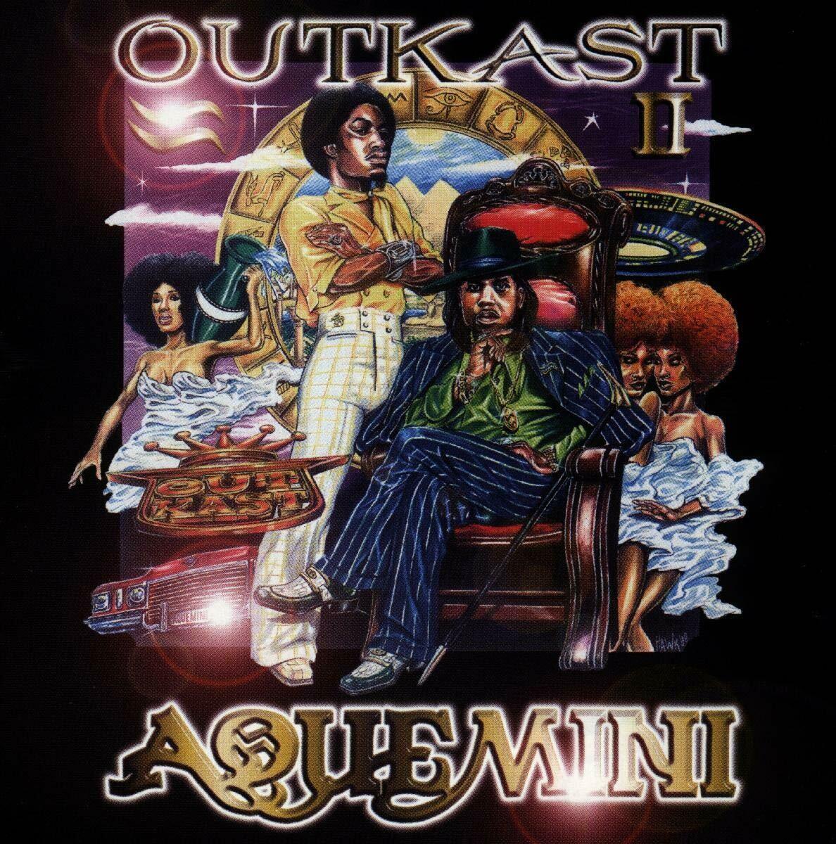 Outkast / Aquemini