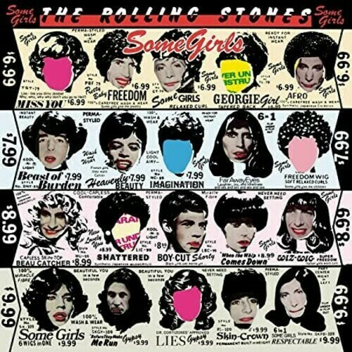 Rolling Stones / Some Girls Reissue