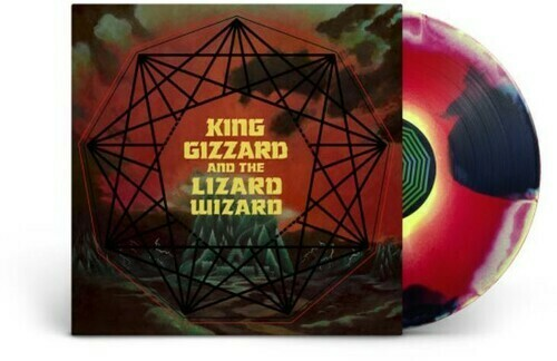 King Gizzard And The Lizard Wizard / Nonagon Infinity