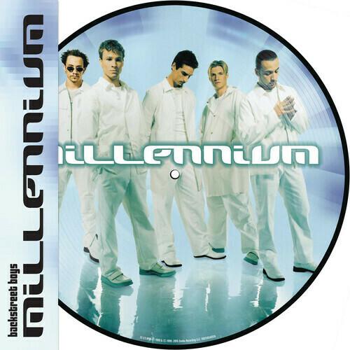 Backstreet Boys / Millennium Picture Disc