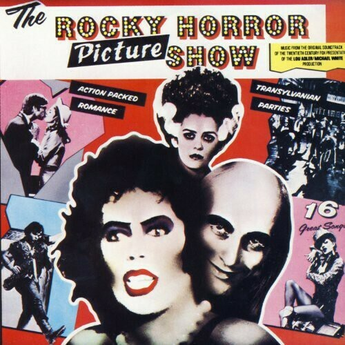 Rocky Horror OST Reissue