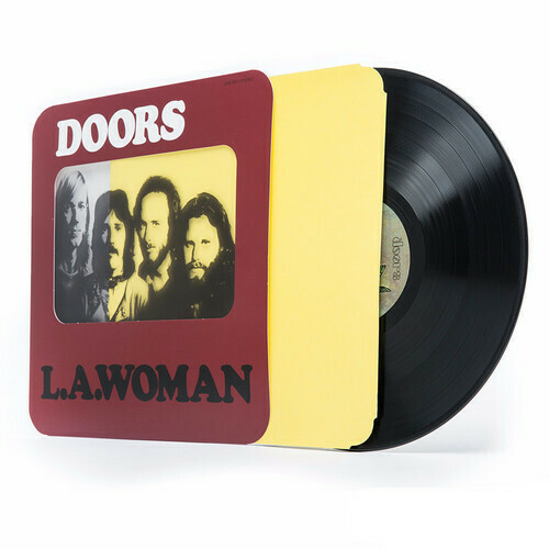 The Doors / LA Woman Reissue