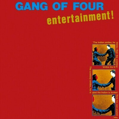 Gang Of Four / Entertainment
