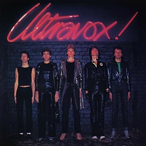 Ultravox Red Vinyl