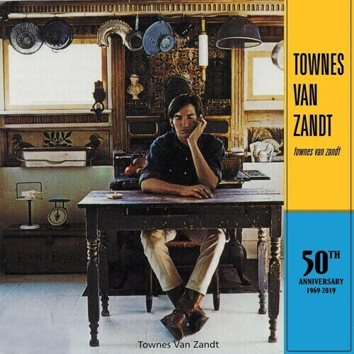Townes Van Zandt / Self Titled
