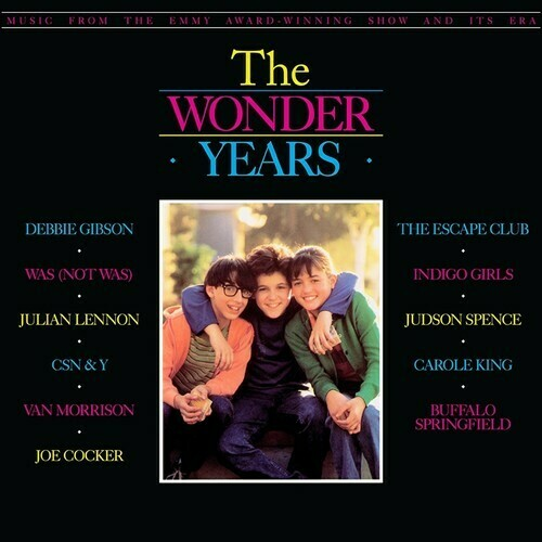 The Wonder Years Soundtrack Reissue