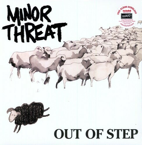 Minor Threat / Out Of Step