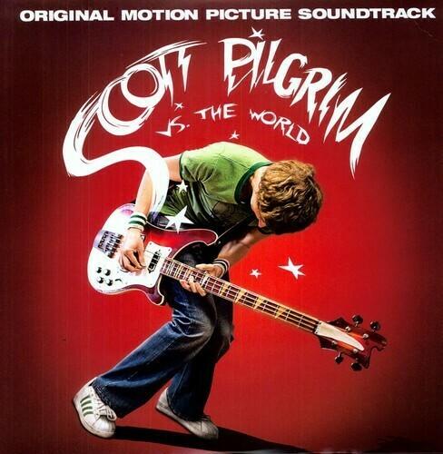 Scott Pilgrim Vs The World OST