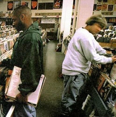 DJ Shadow / Endtroducing