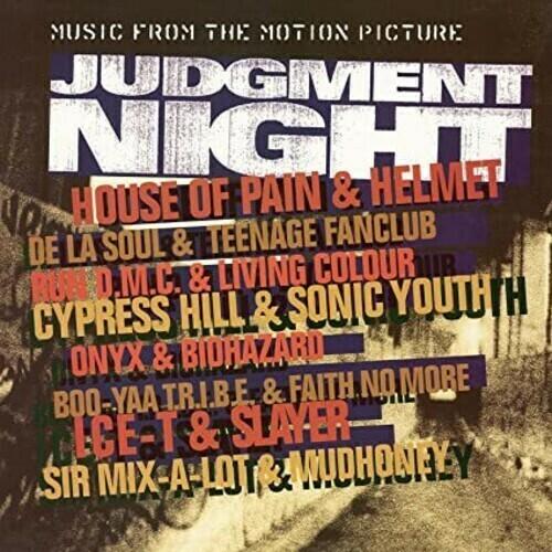 Judgment Night OST