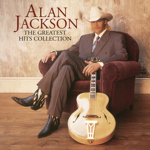 Alan Jackson / Greatest Hits Collection