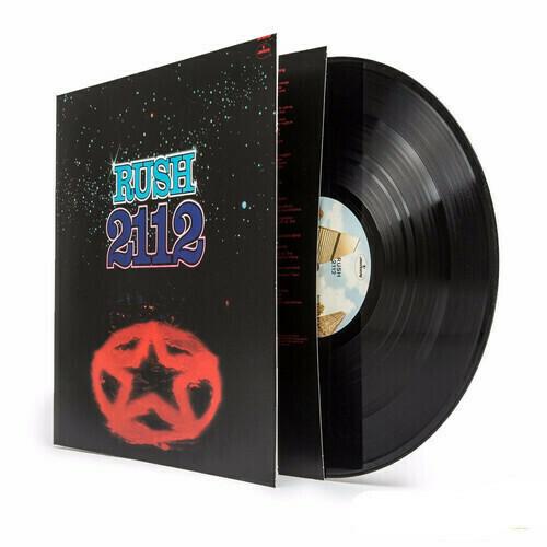Rush / 2112 Reissue