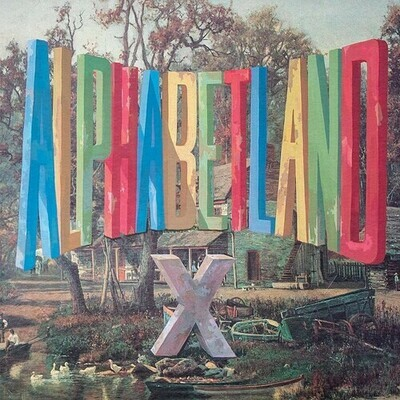 X / Alphabetland