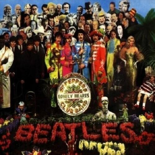 The Beatles / Sgt. Pepper's Reissue