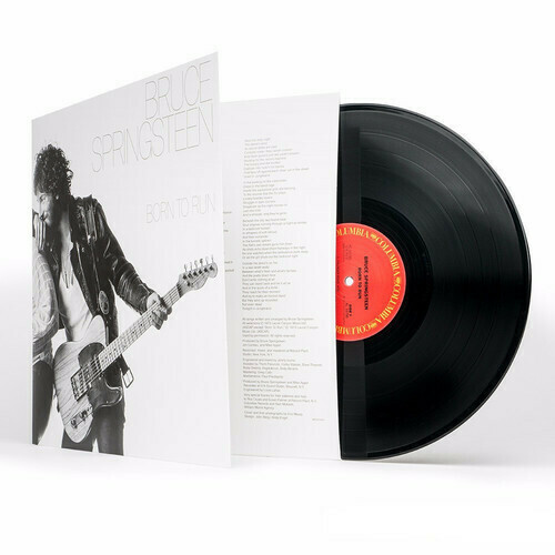 Bruce Spingsteen / Born to Run Reissue