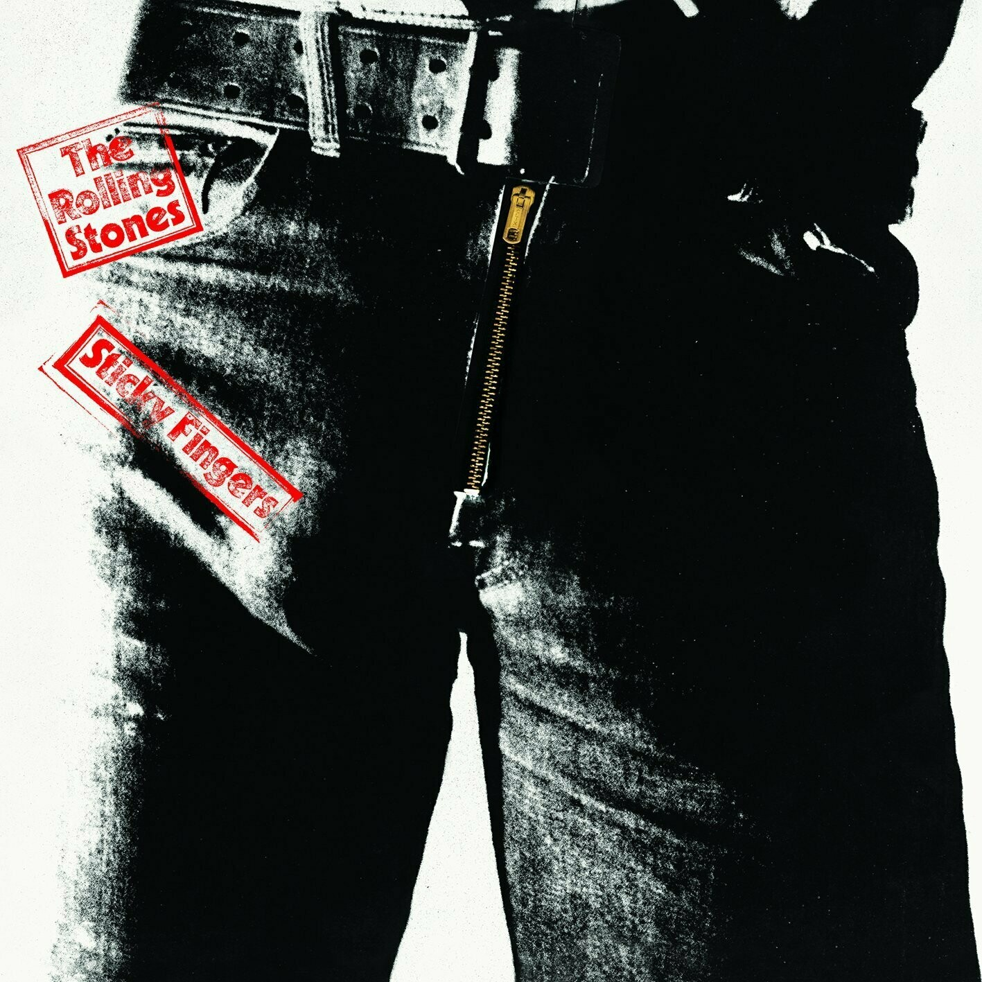 Rolling Stones / Sticky Fingers Reissue