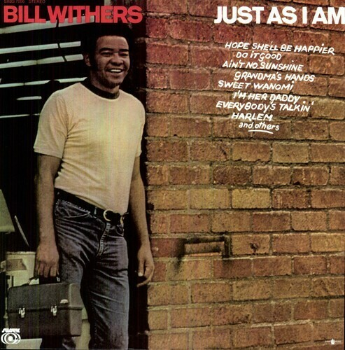 Bill Withers / Just As I Am (Import)