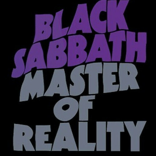 Black Sabbath / Master Of Reality (Import)