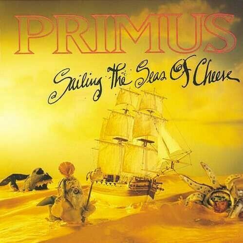 Primus / Sailing The Seas