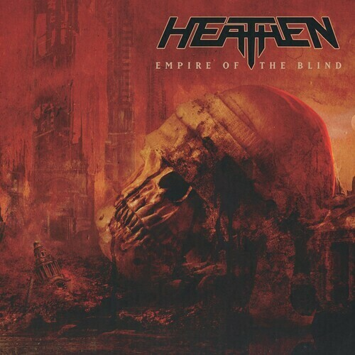 Heathen / Empire Of The Blind