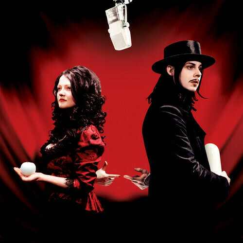 The White Stripes / Get Behind Me