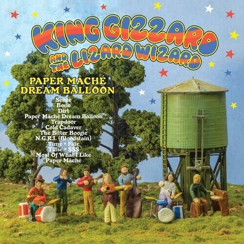 King Gizzard / Paper Mache Dream Balloon