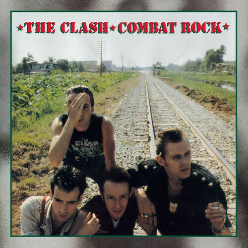 Clash Combat / Rock Reissue