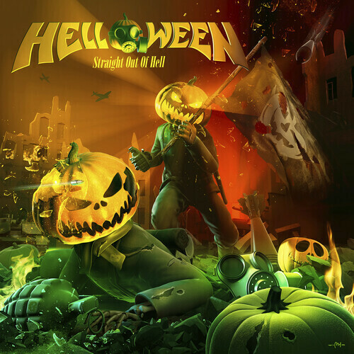 Helloween / Straight Out Of