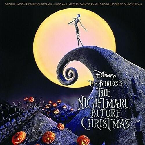 Nightmare Before Christmas OST