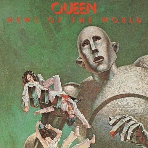Queen / News Of The World Reissue