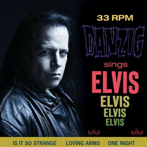 Danzig / Sings Elvis
