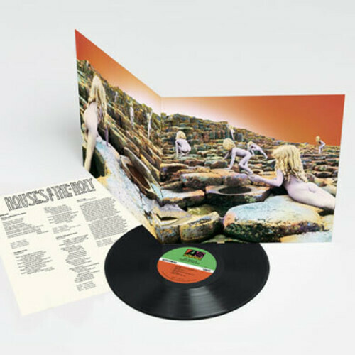 Led Zeppelin / Houses Of The Holy Reissue