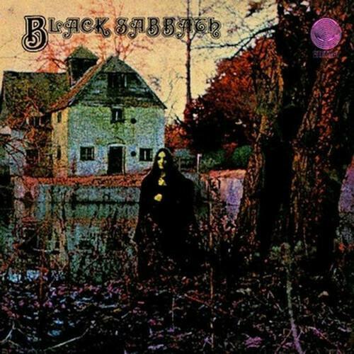 Black Sabbath / Self Titled (Import)