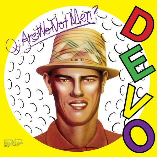 Devo / Are We Not Men?