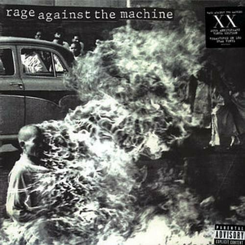Rage Against The Machine / Self Titled