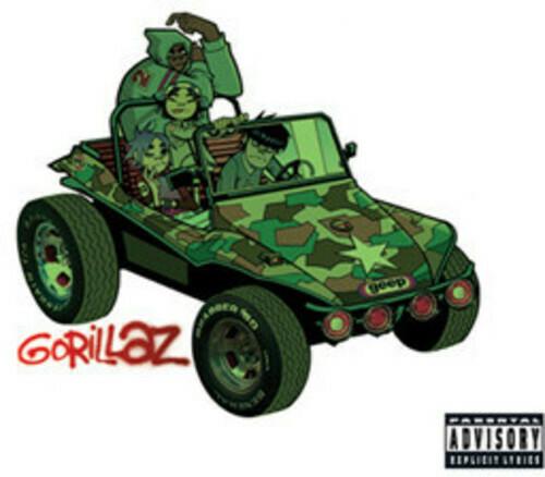Gorillaz / Self Titled