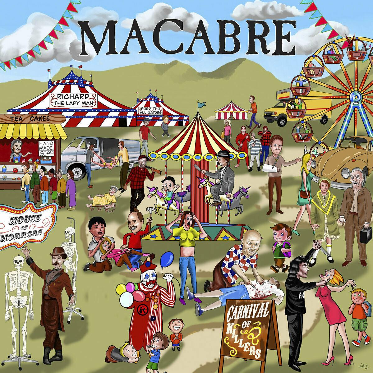 Macabre / Carnival Of Killers