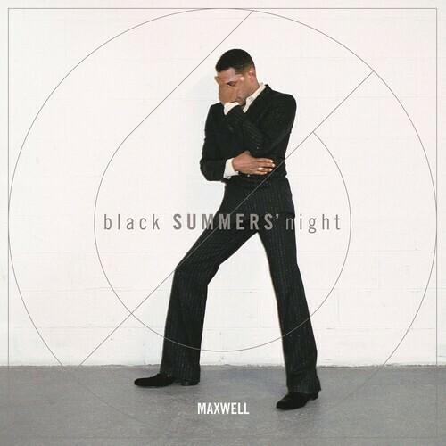 Maxwell / blackSUMMERS'night