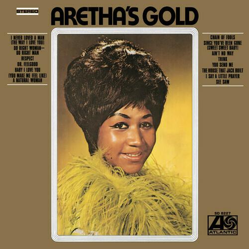 Aretha Franklin / Aretha's Gold Reissue