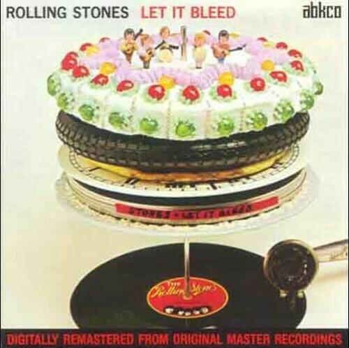Rolling Stones / Let It Bleed Reissue