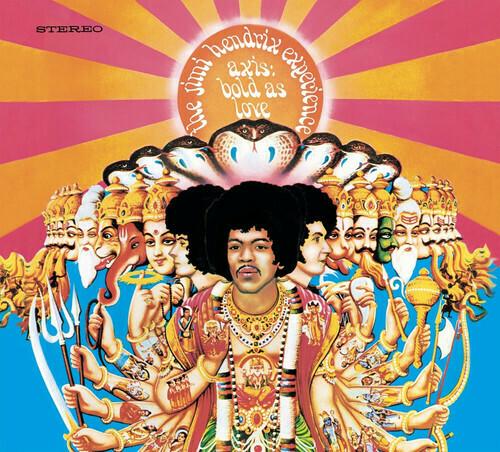 Jimi Hendrix Axis: Bold As Love Reissue
