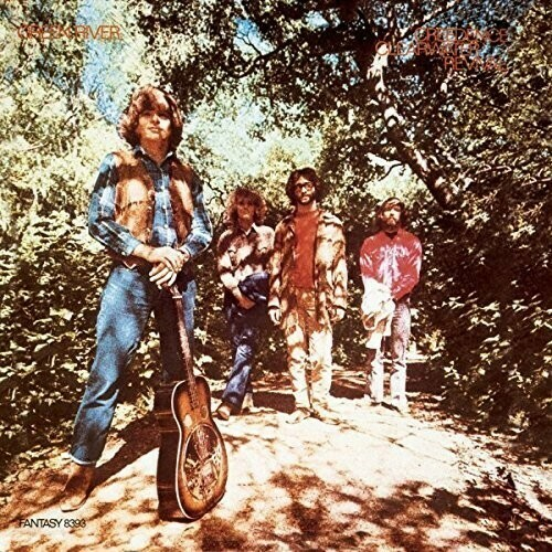 Creedence Clearwater Revival / Green River Reissue