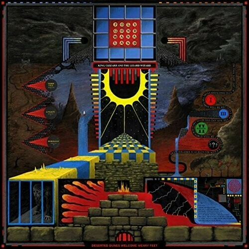 King Gizzard And The Lizzard Wizzard / Polygondwan