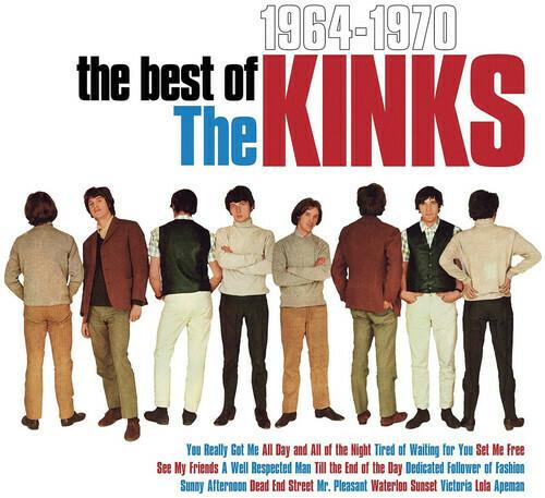 The Kinks / Best Of Reissue