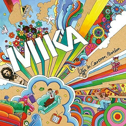 Mika / Life In Cartoon Motion