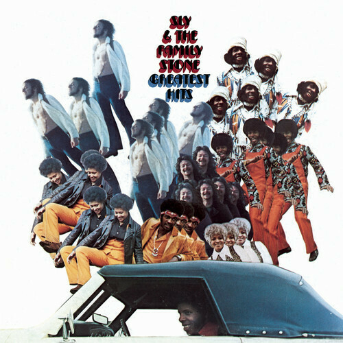 Sly And The Family Stone / Greatest Hits Reissue