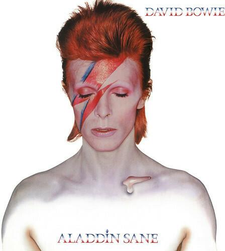 David Bowie / Aladdin Sane Reissue